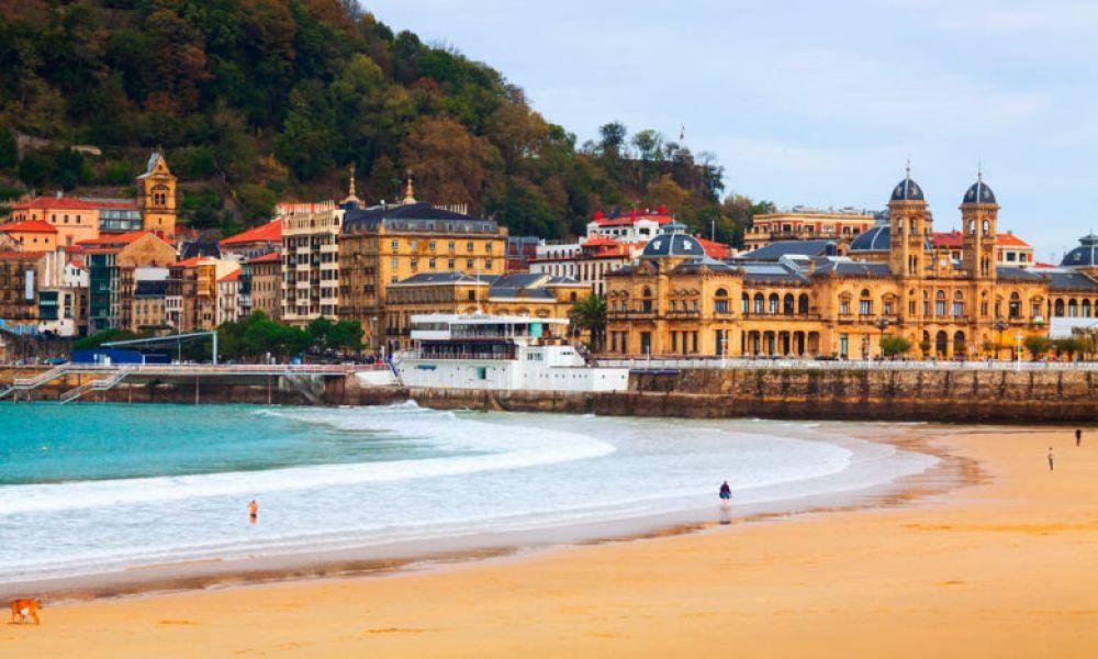 La Concha, l'une des plus belles plages urbaines du monde