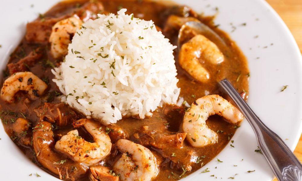 Le gombo, un plat typique de Louisianne