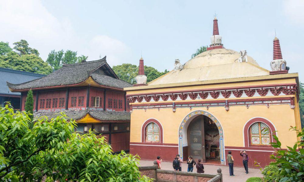 Temple Wannian