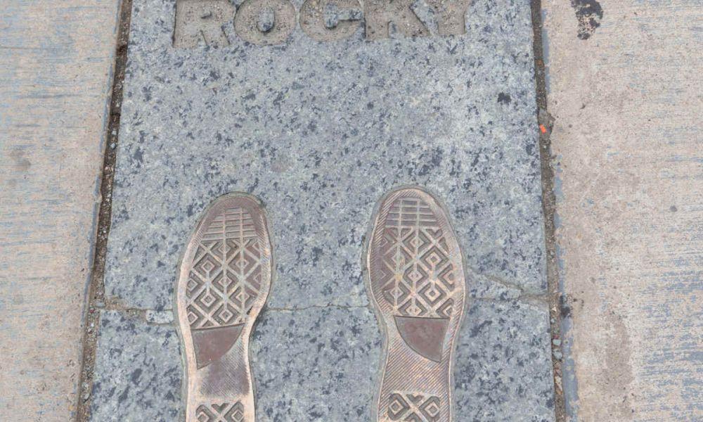 Sur les traces de Rocky Balboa