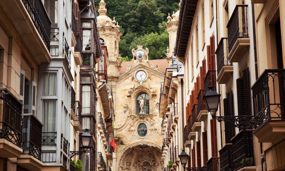 Centre historique de Saint-Sébastien