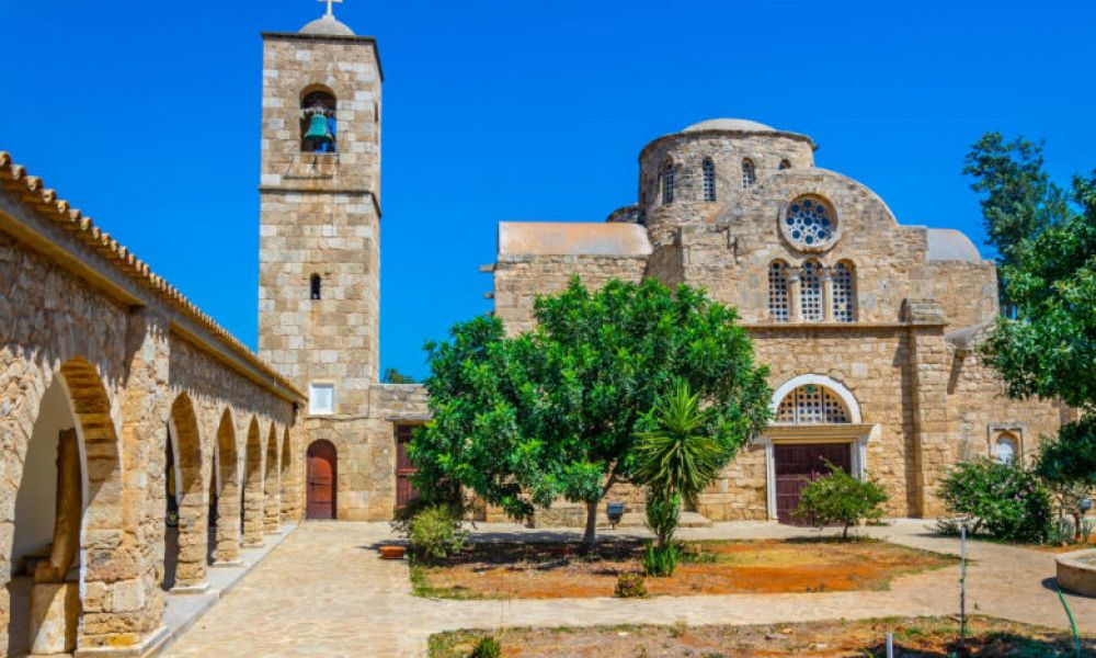 Monastère de Saint-Barnabé