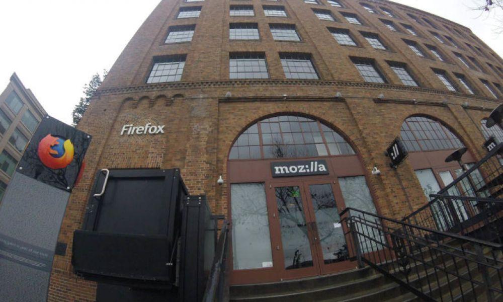 Mozilla Firefox de San Francisco
