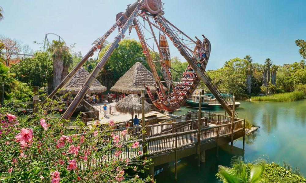 Les attractions de Polynésie