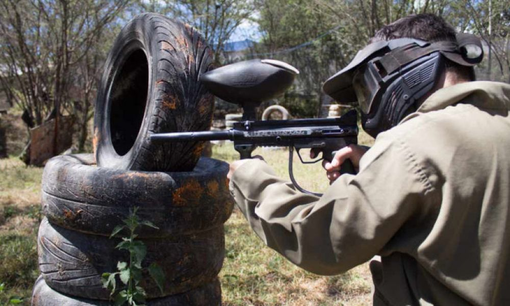 Paintball à Nayon Xtreme Valley