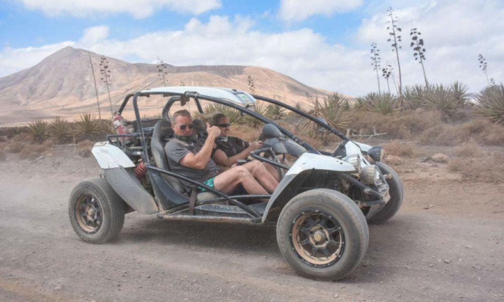 Fuerteventura sur deux roues