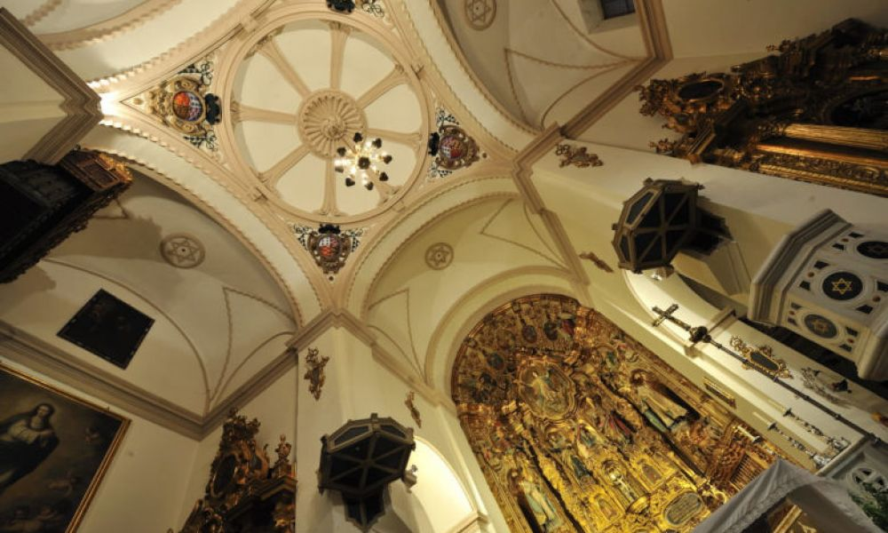L'Abbaye du Sacromonte