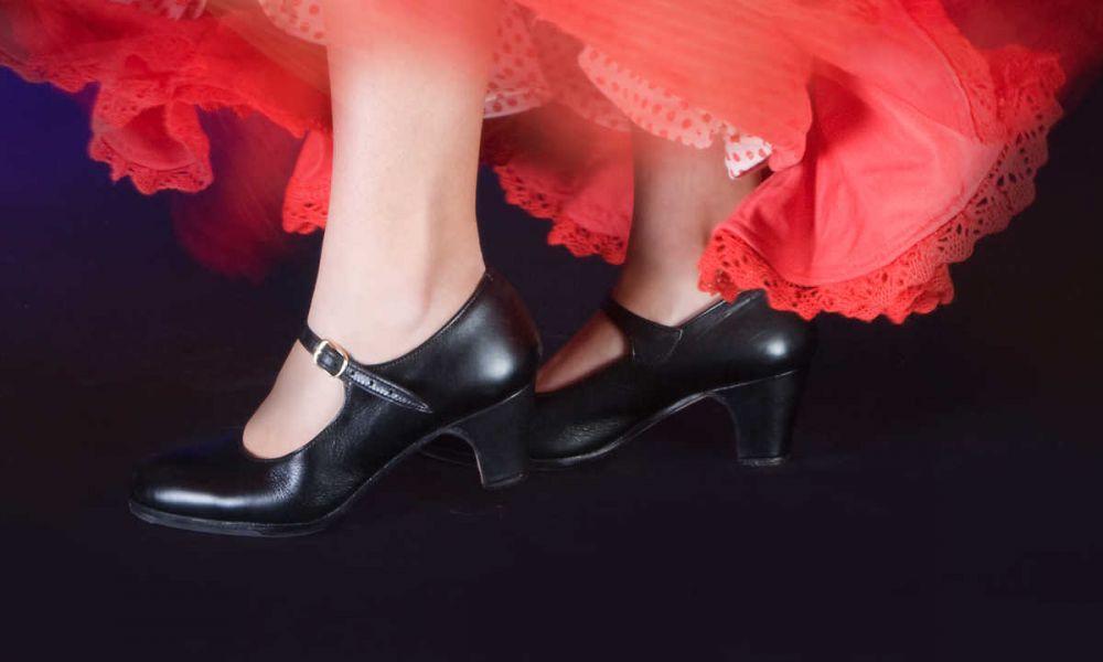Pas de flamenco