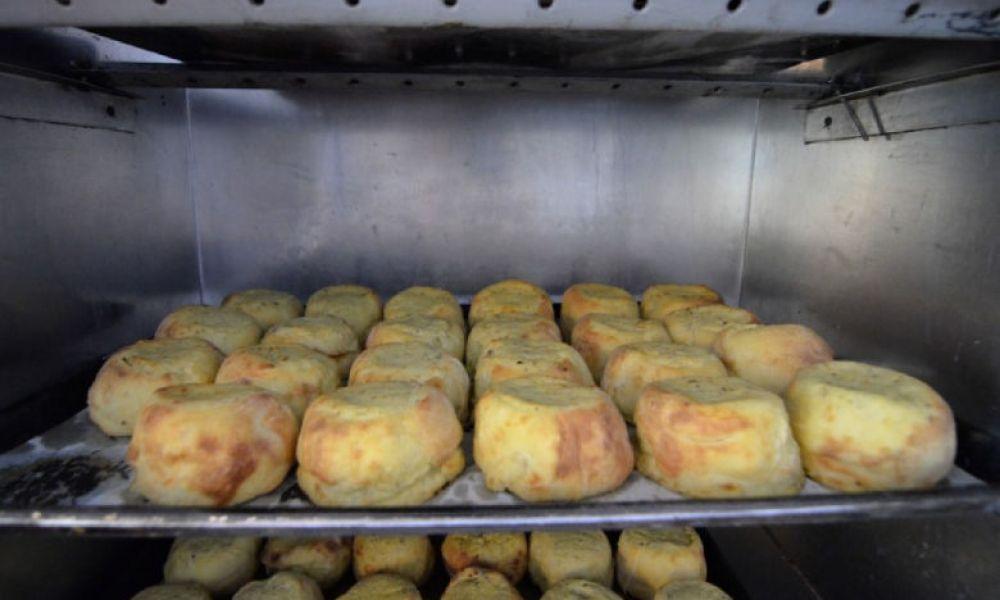 Une boulangerie de Manhattan