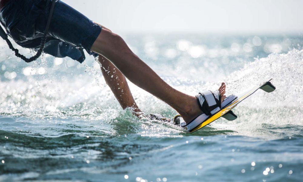 Sport nautique à Salou