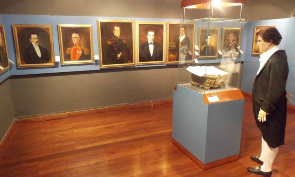 L'intérieur du musée de la ville de Guayaquil