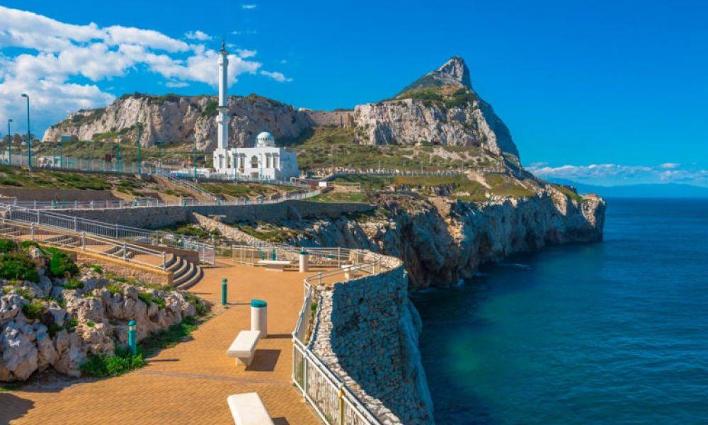 El Peñón, le plus célèbre rocher de Gibraltar