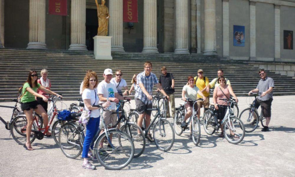 Parcourir Munich à vélo