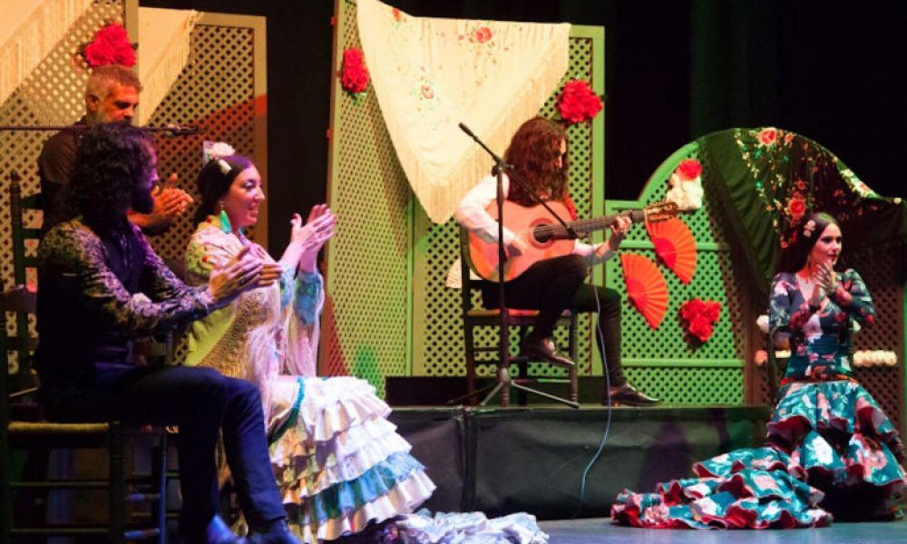 Cuna del Flamenco, à Séville