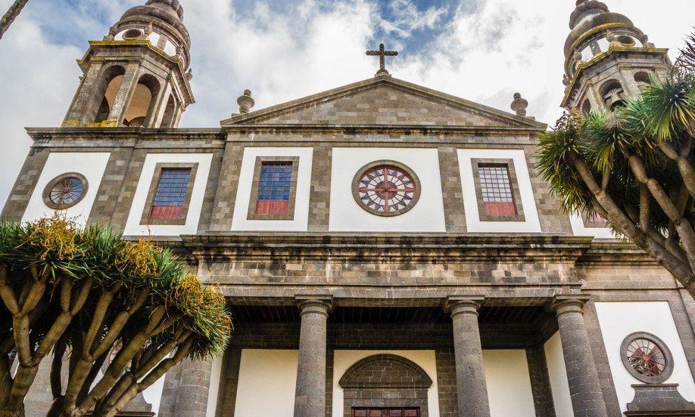 La cathédrale de La Laguna