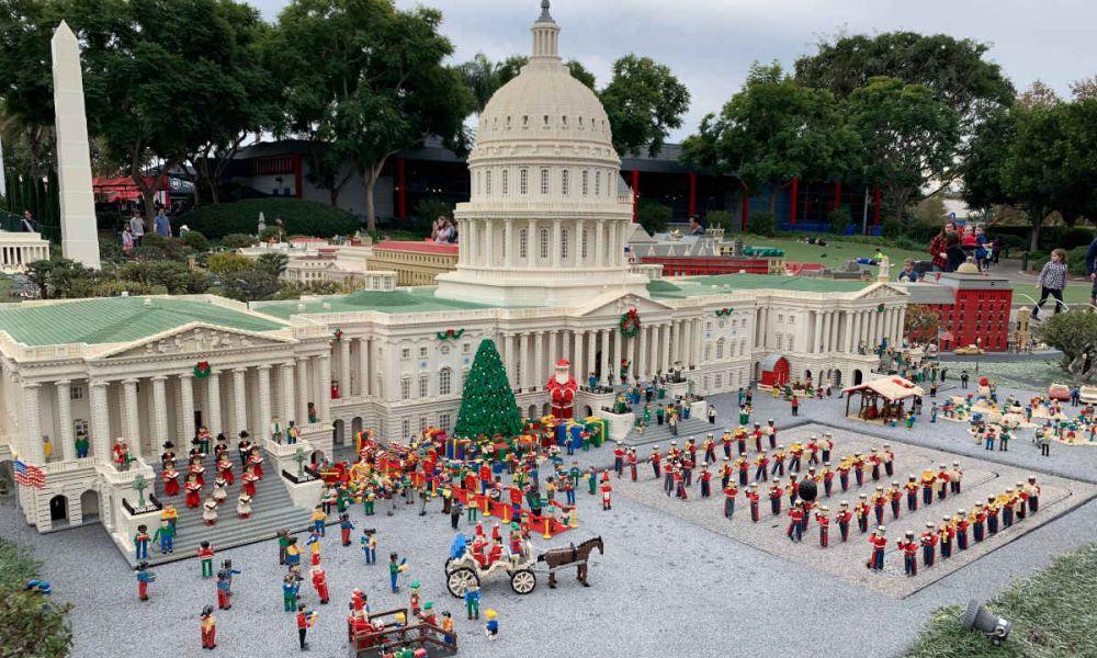 Capitole en Lego