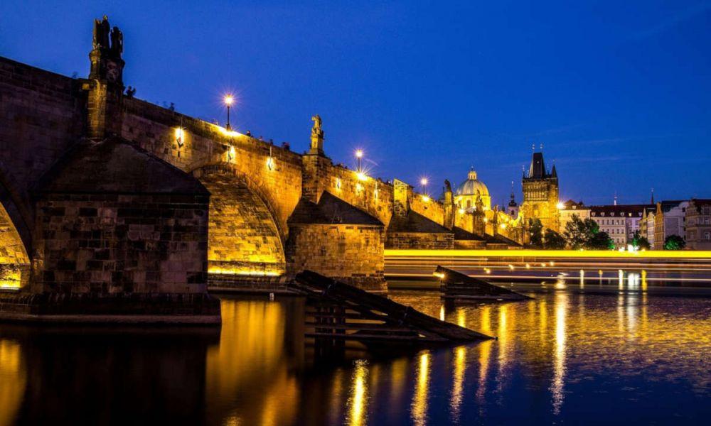 Le pont Charles, Prague