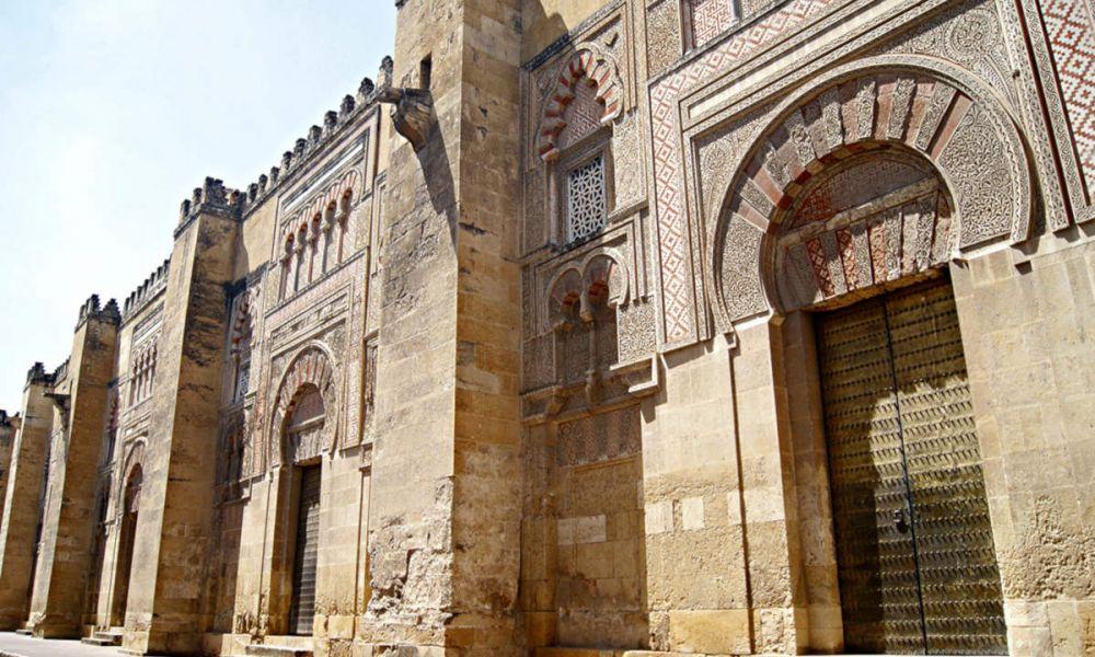 Extérieur de la Mosquée-Cathédrale de Cordoue
