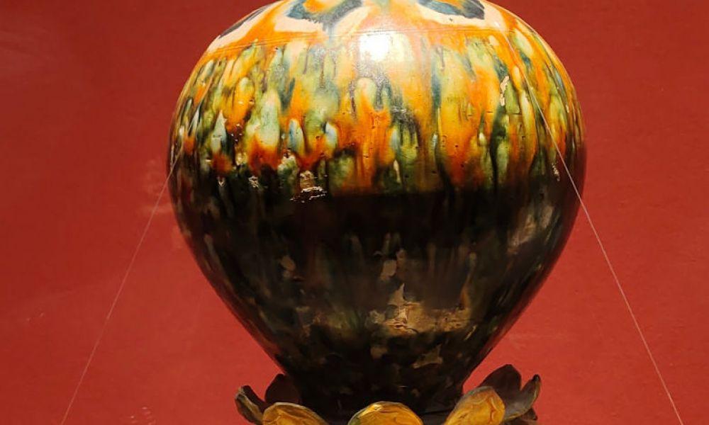 Céramiques du musée d'histoire de Shaanxi