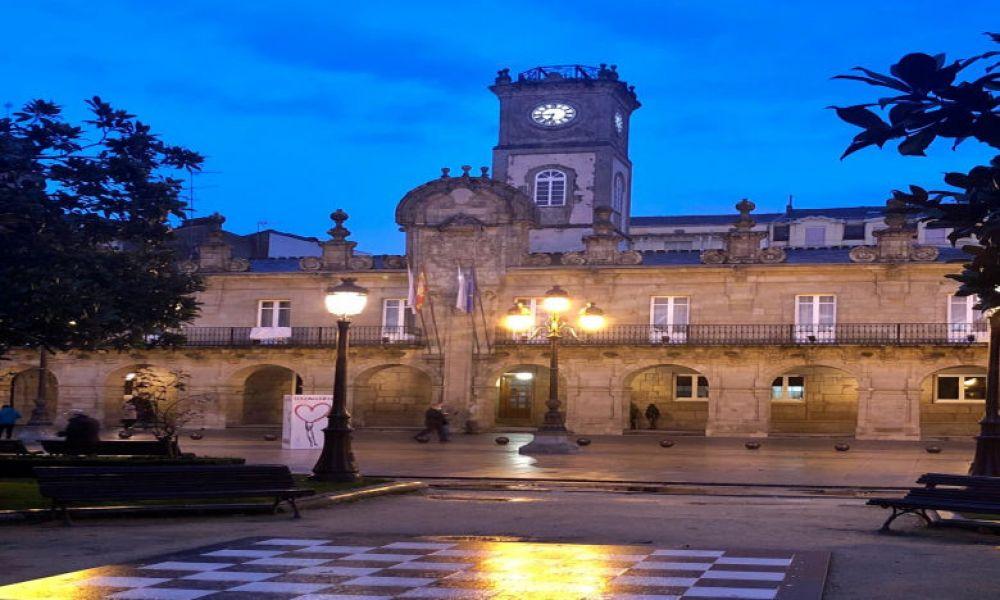 Mairie de Lugo