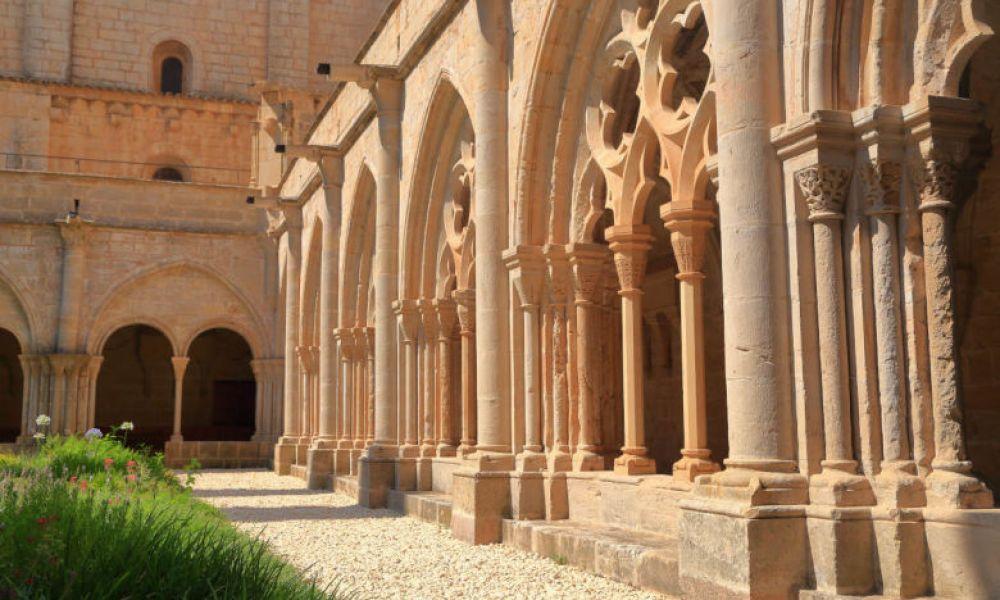 Patios du monastère
