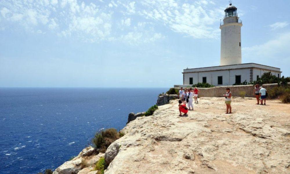 Phare de La Mola, à Formentera