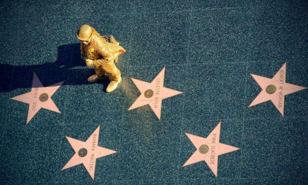 Étoiles du Hall of Fame