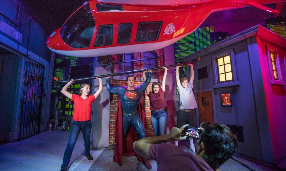 Superman à Madame Tussauds Orlando