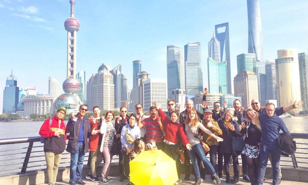 Free tour dans Shanghai