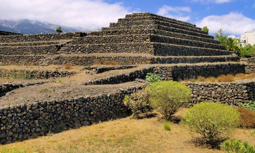 Les Pyramides de Güimar suscitent beaucoup d'interrogations