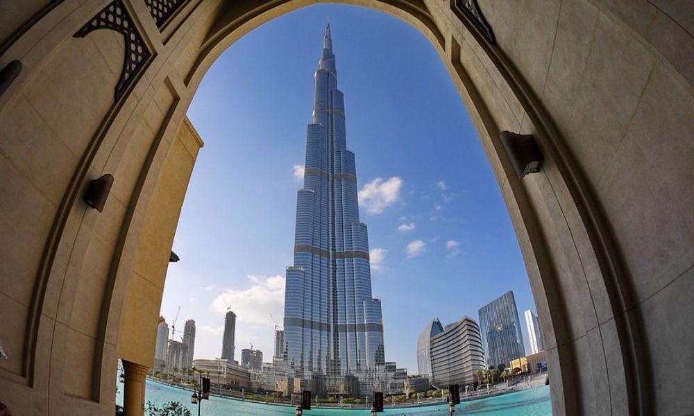 Burj Khalifa de Dubaï