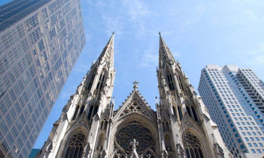 La cathédrale Saint-Patrick