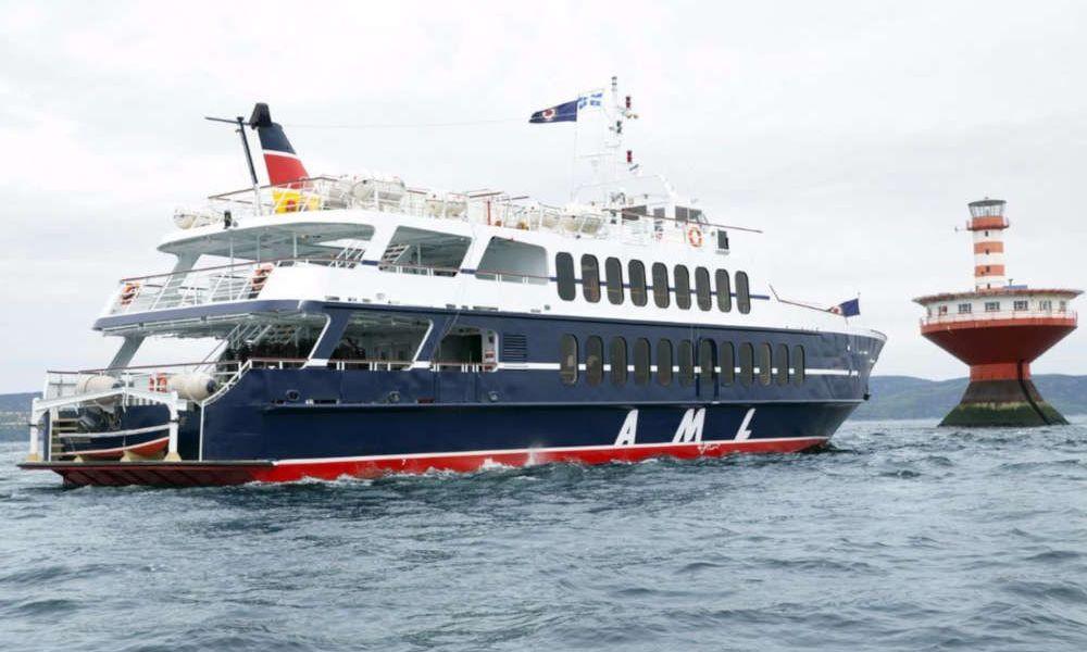 Balade en bateau à Montréal