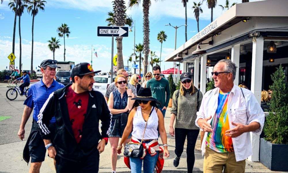Balade à Venice Beach