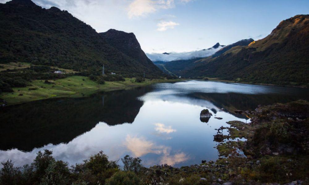 Lagune de Papallacta