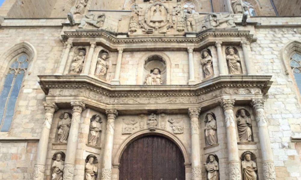 Église Sainte-Marie-Majeur de Montblanc