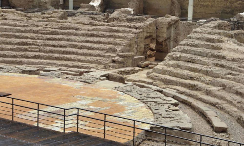 Théâtre romain de Saragosse