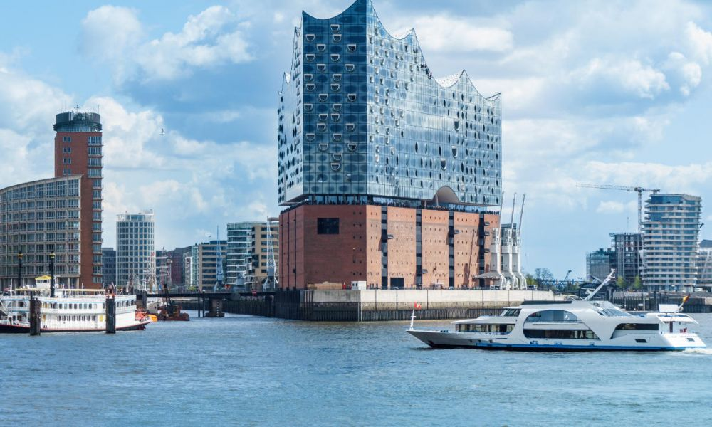 La philharmoniede l'Elbe