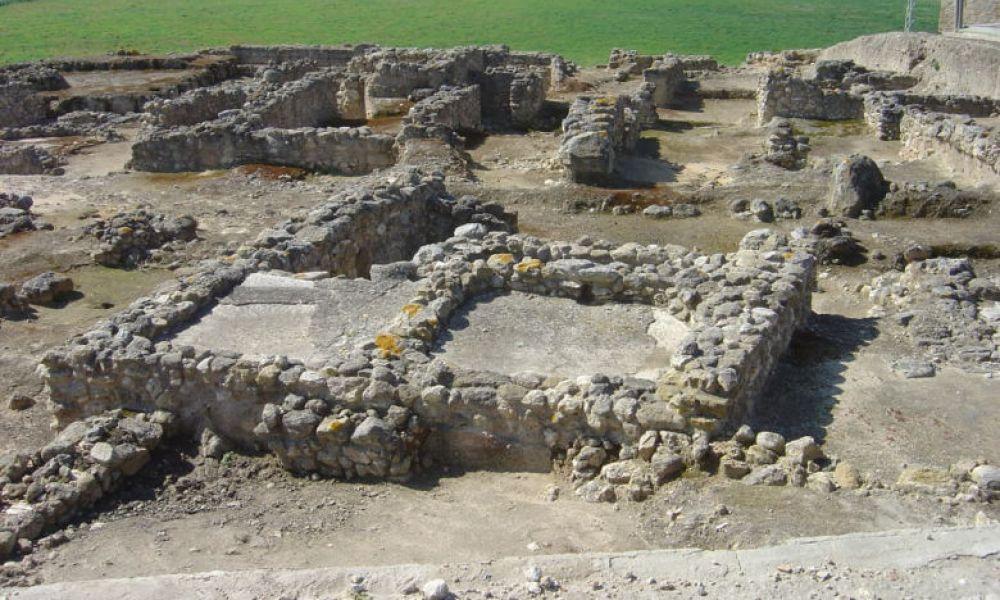 Le site archéologique de Doña Blanca