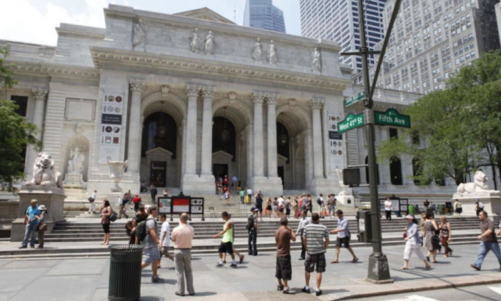La New York Public Library