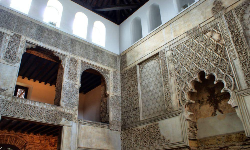 La synagogue est au cœur du quartier juif de Cordoue