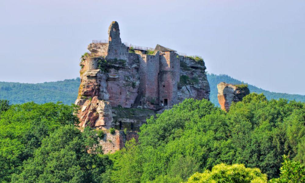 Le château Fleckenstein