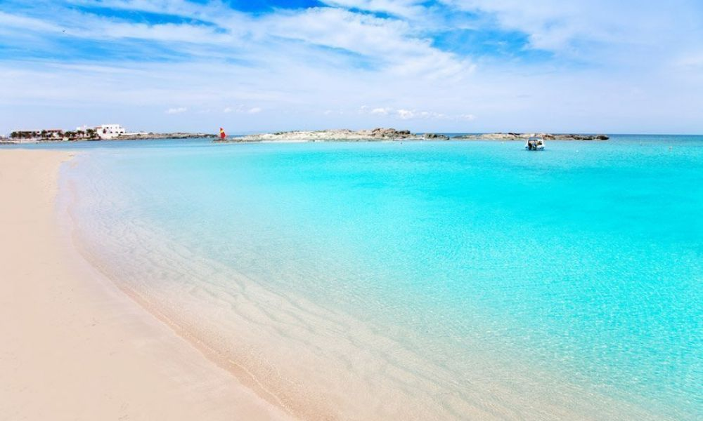 Plages paradisiaques de Formentera
