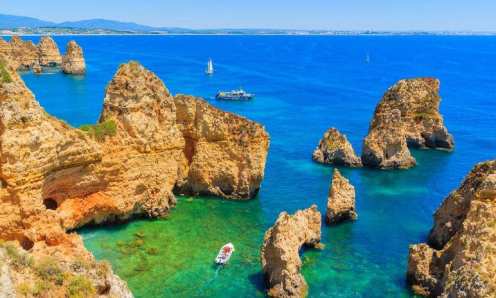 Paysage de l'Algarve