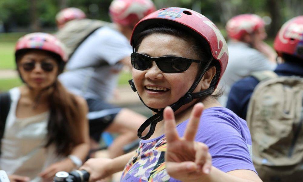 Balade à vélo à Sydney