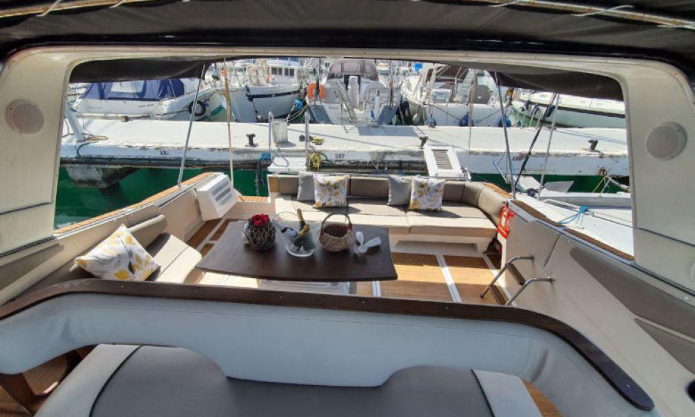 Le yacht privé