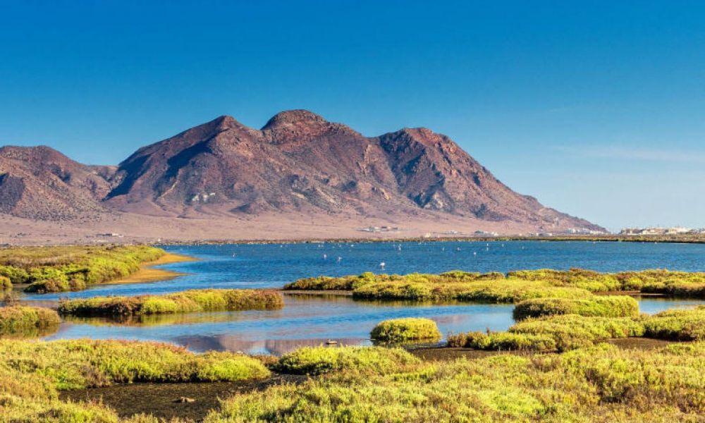 Terres salines du Cabo de Gata-Níjar