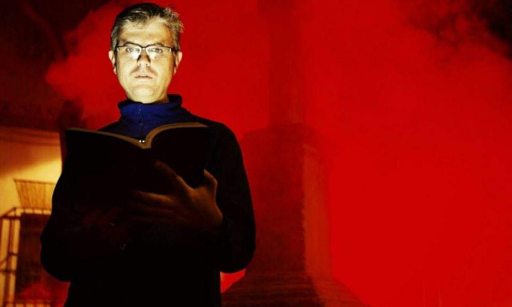 Lors de la visite de la Séville paranormale