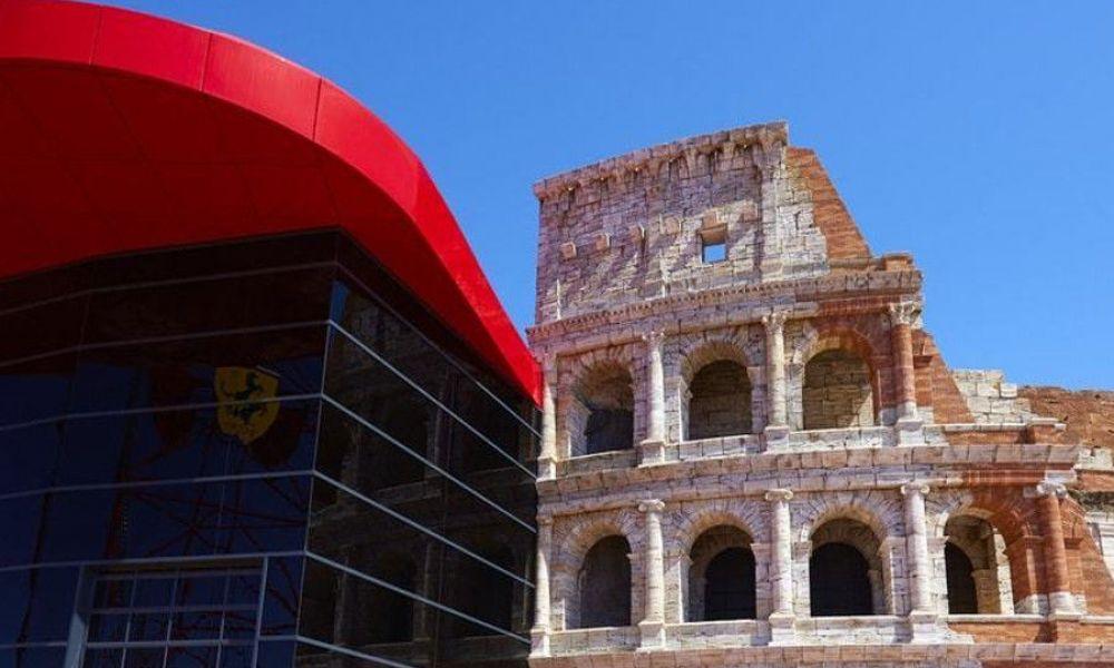 L'attraction du Colisée