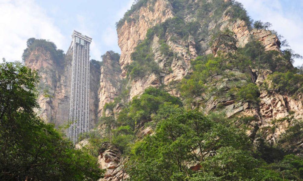 L'Ascenseur Bailong